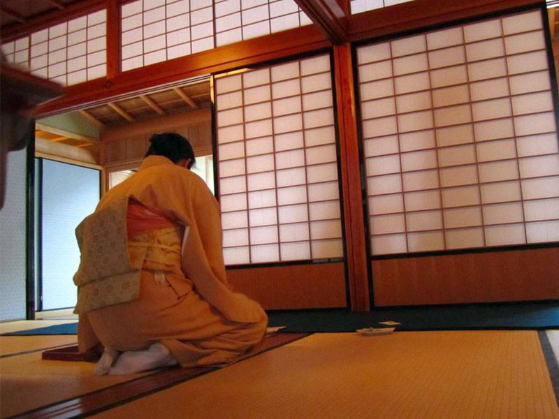 Portes Shoji - le style japonais à l'intérieur de la maison
